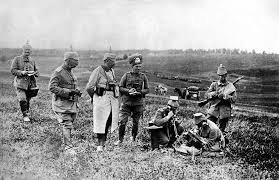 Przystanek Pamięci o Wielkiej Wojnie w Drodze do Niepodległej